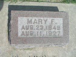 Mary Frances <i>Cobb</i> Alvord