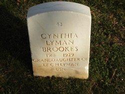 Cynthia Lyman Brookes