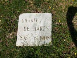 Charles P DeHart