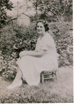 Gertrude Alice Gerty <i>Greene</i> Gordon
