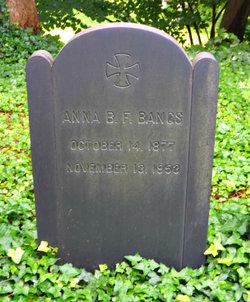 Anna B. <i>Freebe</i> Bangs