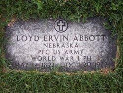 Loyd Ervin Abbott