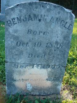 Benjamin Daniel Angle, Sr
