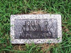 John D Allsbury