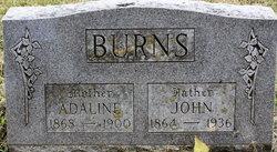 Adaline <i>Brown</i> Burns