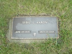 Sibyl L. <i>Phillips</i> Aaron