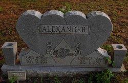 Florence Veane Alexander