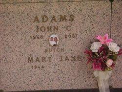 John C. Butch Adams