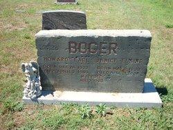 Janice Elaine <i>Burnham</i> Boger