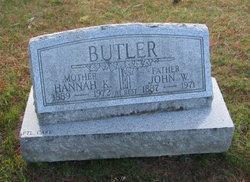 John William Butler