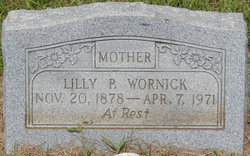 Lilly Pearl <i>Pennington</i> Wornick