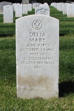Delia Mary Nichols