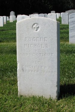 Lieut Eugene Nichols