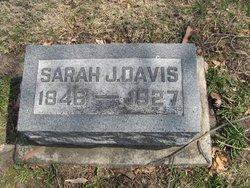 Sarah Jane <i>Doran</i> Davis