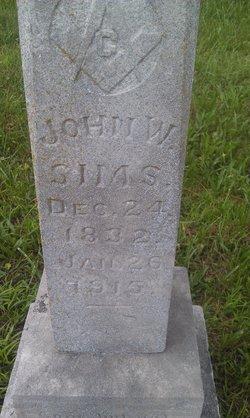John Will Sims