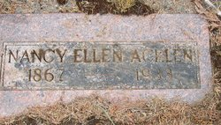 Nancy Acklen