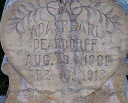 Ada Pearl Deardorff