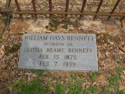 William Hays Bennett