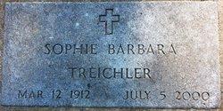 Sophie Barbara <i>Kubicki</i> Treichler