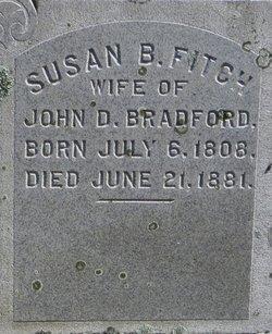Susan B <i>Fitch</i> Bradford