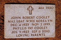 John Robert Cooley