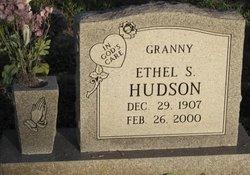 Ethel S Hudson