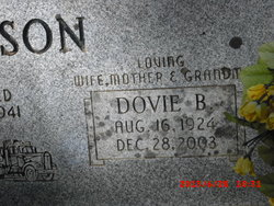 Dovie Bell <i>White</i> Robinson