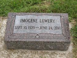 Imogene <i>Rawls</i> Lowery