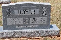 Carl William Hoyer