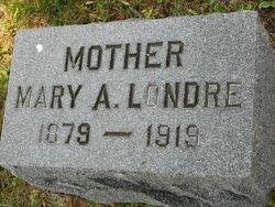 Mary Ann <i>Walgenbach</i> Londre