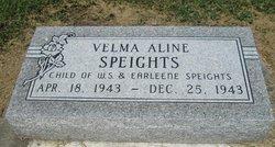 Velma Aline Speights