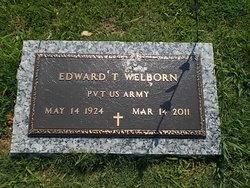 Edward Thornton Welborn