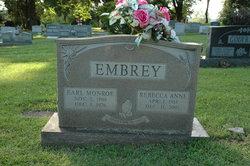 Earl Monroe Embrey
