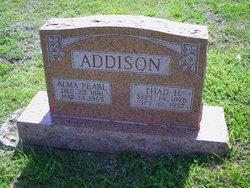 Alma Pearl Addison