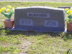 Dayton W Burnside