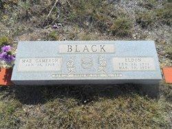Mae <i>Cameron</i> Black