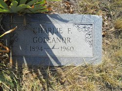 Charlie F. Coleanor