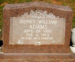 Sidney William Adams