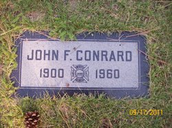 John Francis Conrard