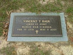CWO2 Vincent T Baer