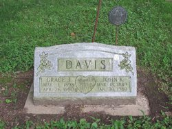 Grace Jewell <i>Arnold</i> Davis