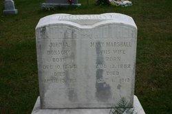 Mary <i>Marshall</i> Donaghy