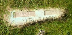 Lola E. <i>Wolf</i> Verbugt