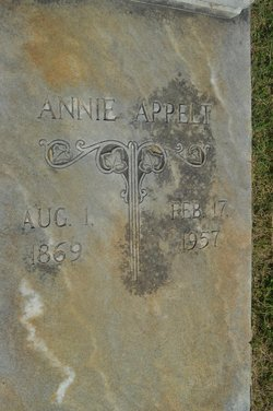 Annie Catherine <i>Speary</i> Appelt