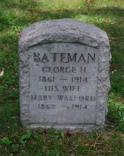 Mary A. <i>Walford</i> Bateman