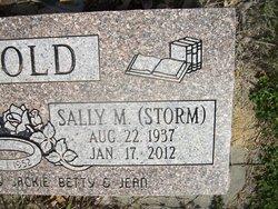 Sally Marie <i>Storm</i> Arnold