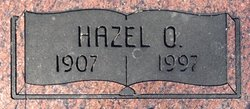 Hazel O. <i>Lavrar</i> Christy