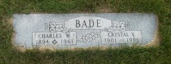 Crystal Vern <i>Wright</i> Bade