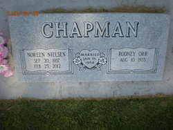 Noreen <i>Nielsen</i> Chapman