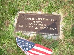 Charles Lemoyne Chuck Wright, Sr